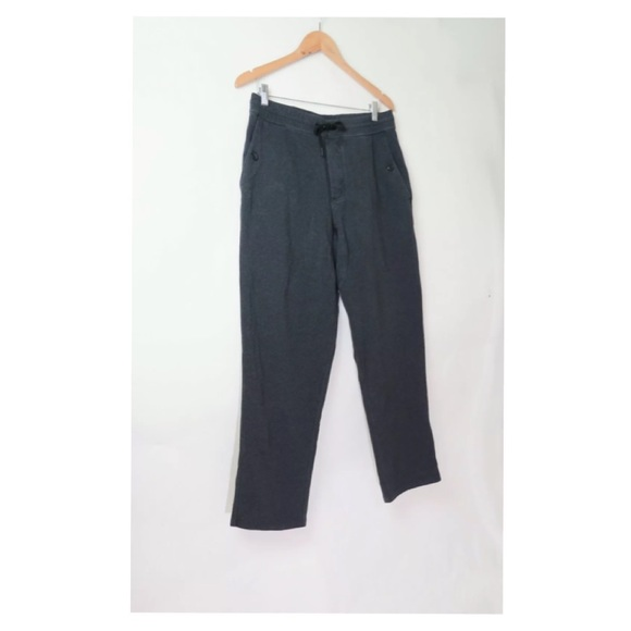 lululemon athletica Other - Lululemon dark grey charcoal french terry L